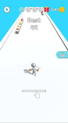 Crazy Cooker 0.1 screenshots 1