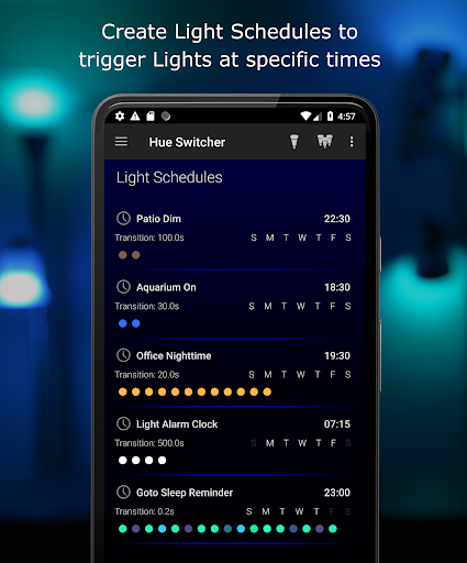 Hue Switcher for Philips Hue Bridges 3.0.33 Screenshots 6