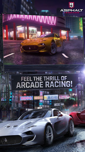 Asphalt 9: Legends - Epic Car Action Racing Game 2.5.3a screenshots 3