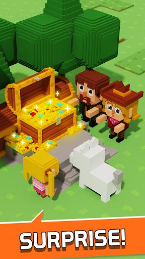 Build Heroes:Idle Survival Journey  screenshots 8