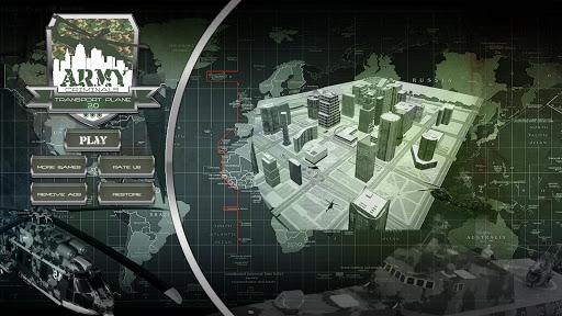 Army Criminals Transport Plane 2.0  screenshots 1