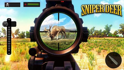 Wild Animal Sniper Deer Hunting Games 2020 1.29 screenshots 9