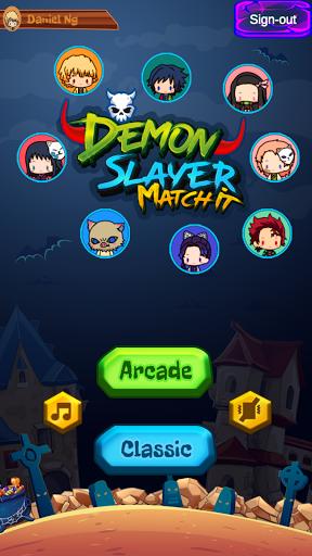 Demon Slayer: Kimetsu no Yaiba - Tile Matching screenshots 2
