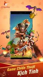 Cổng game ZingPlay – Game bài – Game cờ – Tiến lên 4