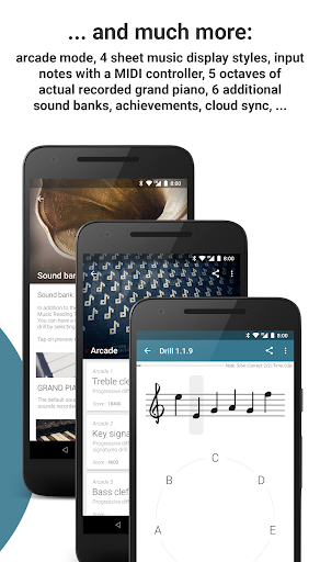 Complete Music Reading Trainer 1.2.3-60 (116060) screenshots 8
