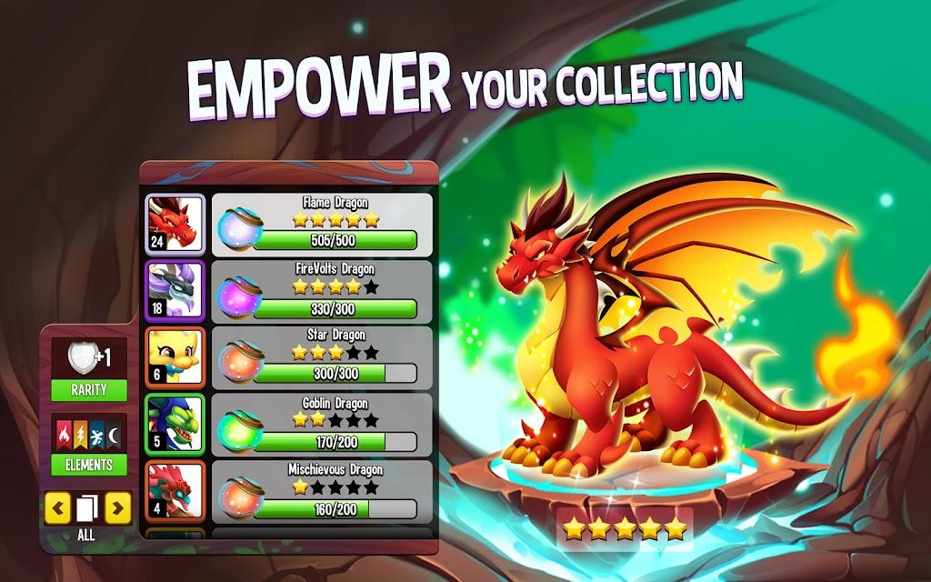 Dragon City Mobile poster 9