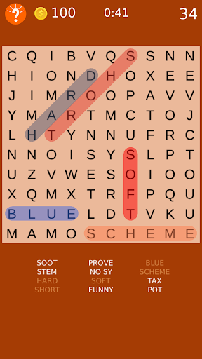 Word Search Puzzles  screenshots 3