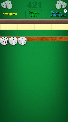 Dice Game 421 Free  screenshots 1