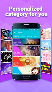 HiFont - Cool Fonts Text Free + Galaxy FlipFont 8.6.2 Screenshots 4