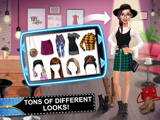 Hannahu2019s Fashion World - Dress Up & Makeup Salon  Screenshots 24