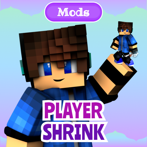 Player Shrink Mod