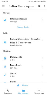 Indian ShareIt - File Sharing & Transfer App