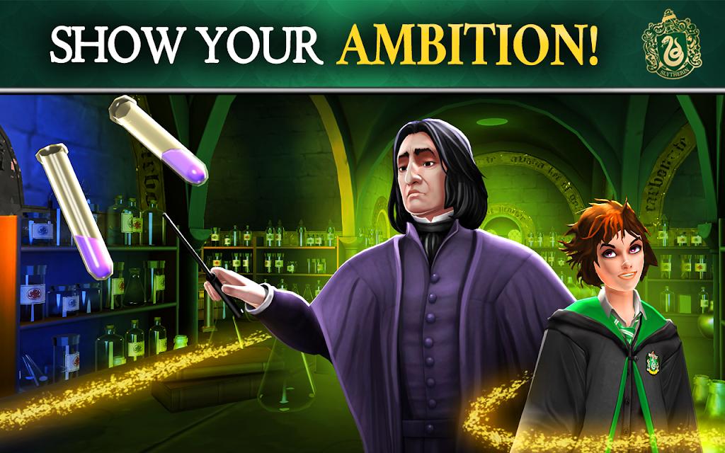 Harry Potter: Hogwarts Mystery poster 10