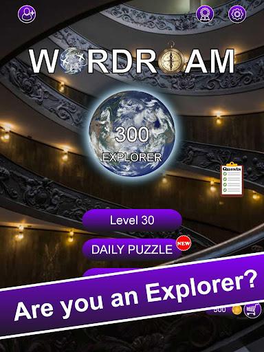 Word Roam - Word Of Wonders  Screenshots 9
