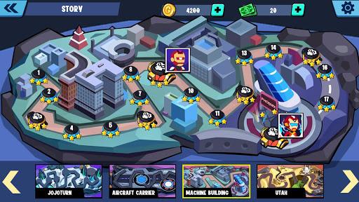 Stickman Heroes Fight - Super Stick Warriors 1.1.3 screenshots 15