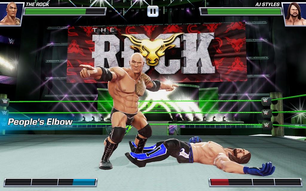 WWE Mayhem poster 15