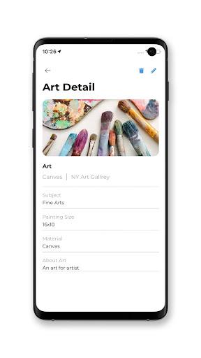 Art-Book App  Screenshots 3