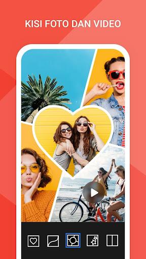 Kolase Foto, Video Kolase & Kreasi- PhotoGrid 2019
