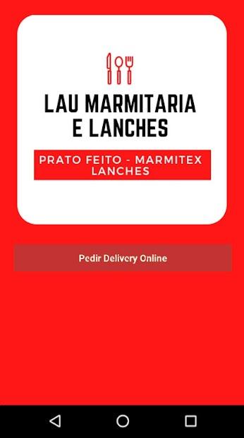 LAU MARMITARIA E LANCHES screenshot 1