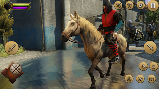Creed Ninja Assassin Hero: New Fighting Games 2021  screenshots 2