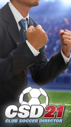 Club Soccer Director 2021 - Soccer Club Manager 1.5.4 Screenshots 1