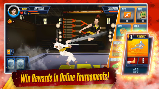 Cobra Kai: Card Fighter goodtube screenshots 5