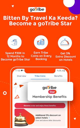 Goibibo Travel App-Hotel, Flight, IRCTC Train, Bus apktram screenshots 7