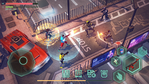 Cyberika: Action Adventure Cyberpunk RPG modavailable screenshots 6