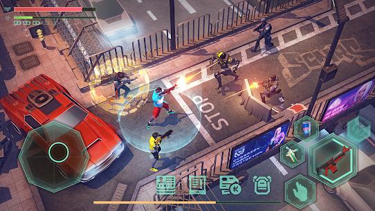 Cyberika: Action Adventure Cyberpunk RPG 6