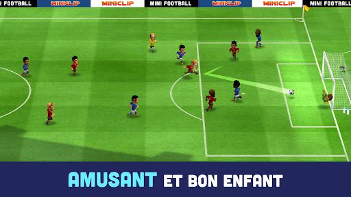 Mini Football APK MOD – Pièces Illimitées (Astuce) screenshots hack proof 1