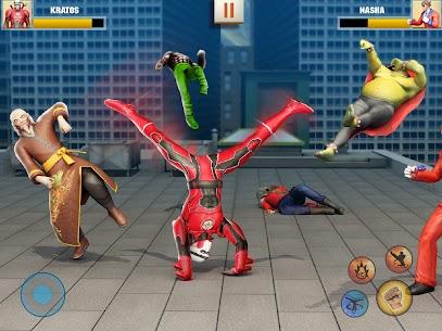Ninja Superhero Fighting Mod Apk (Dumb Enemy/No Ads) 7