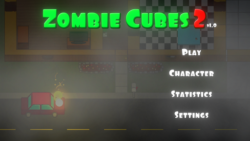 Zombie Cubes 2 screenshots 3