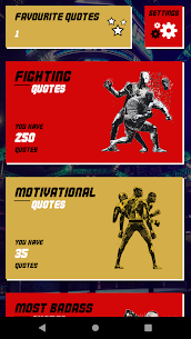 MMA Quotes – To Real Fight Fans Apk Download NEW 2021 1