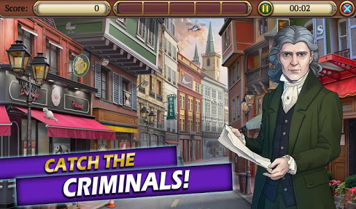 Time Crimes Case: Free Hidden Object Mystery Game  screenshots 3