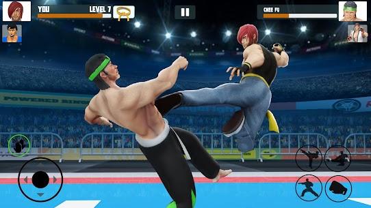 Tag Team Karate Fighting Games: PRO Kung Fu Master [Mod Version] 1