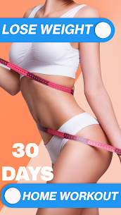 Lose Weight Fast at Home – Workouts for Women 1