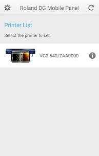 Roland DG Mobile Panel 2 1.5.1 Unlocked APK Mod Free 1