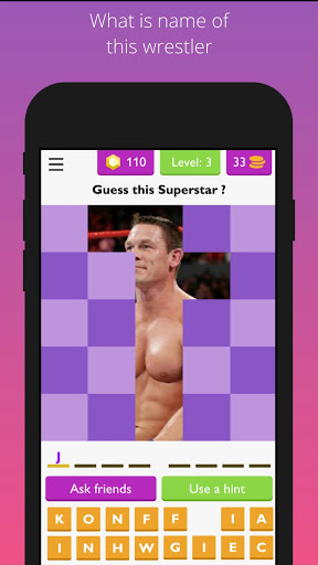Wrestling universe Wwe Quiz 2021 : puzzle for WWE 8.17.3z screenshots 2