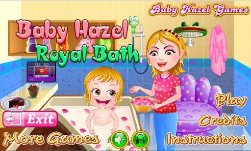 Baby Hazel Royal Bath  Screenshots 1