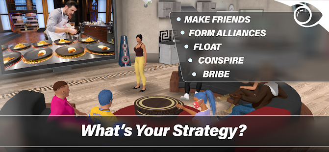 Big Brother: The Game Screenshot