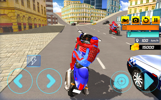 Super Stunt Hero Bike Simulator 3D 2 screenshots 14