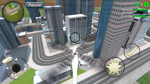 Hurricane Superhero : Wind Tornado Vegas Mafia  screenshots 7