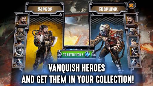 Regular Heroes - Steampunk Card Game (CCG) 0.5.61 screenshots 5