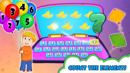 Code Triche Enfants d'âge préscolaire (Astuce) APK MOD screenshots 2