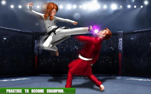 High School Gangster Bully Fights Karate Girl Game 2.0.0 screenshots 8