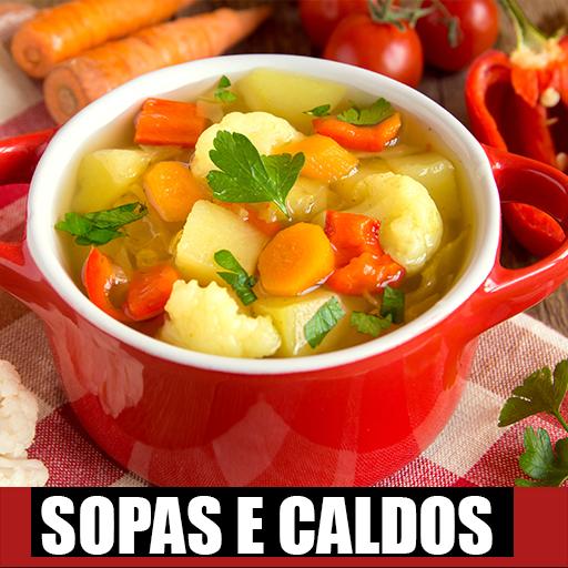 Baixar Receitas de sopas : caldos e caldinhos.