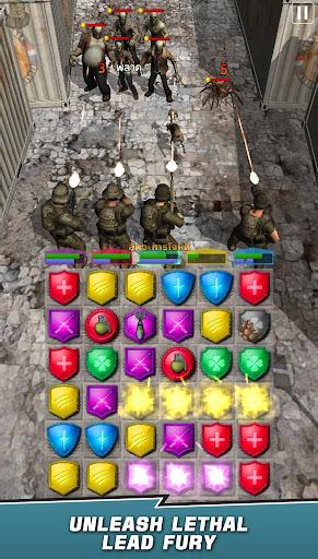 VDV MATCH 3 RPG: ZOMBIES! 1.7.008 screenshots 2