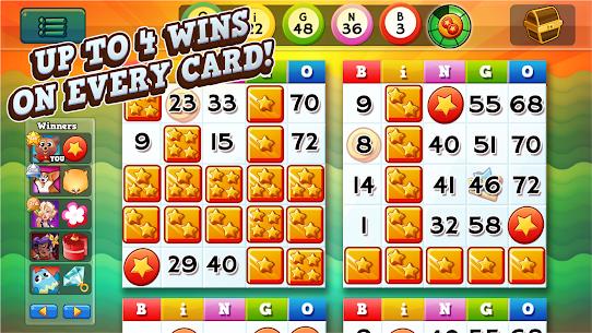 Bingo Pop: Free Live Multiplayer Bingo Board Games Apk Download, NEW 2021 2