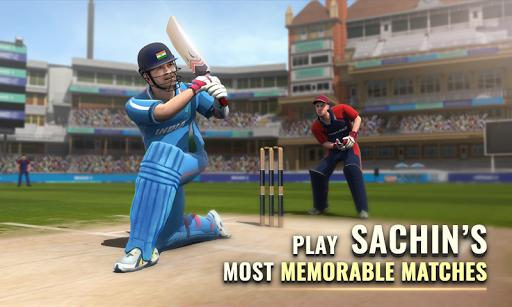 Sachin Saga Cricket Champions 1.2.56 screenshots 1