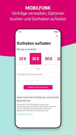 MeinMagenta: Handy & Festnetz apktram screenshots 3